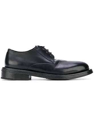 Marsèll round toe derby shoes - Black