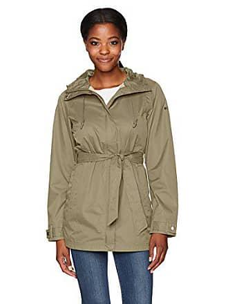 9e107f12c6b Columbia Womens Pardon My Trench Rain Jacket