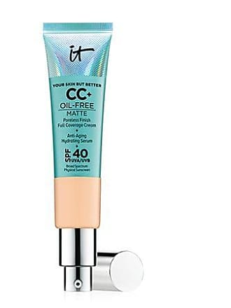 IT Cosmetics CC+ Cream Oil-Free Matte with SPF 40