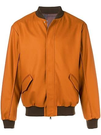 Qasimi reversible bomber jacket - Yellow