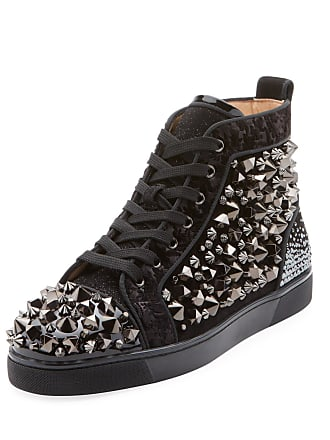 8695ef8730a7 Christian Louboutin® Leather Sneakers  Must-Haves on Sale at USD ...