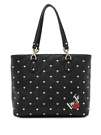 Liu Jo heart studded tote - Blue
