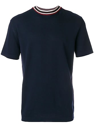 Qasimi classic short-sleeve T-shirt - Blue