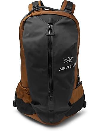 Arcteryx Veilance Arro 22 Nylon And Canvas Backpack - Black