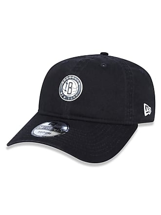f27082b03 New Era BONE 2920 BROOKLYN NETS NBA ABA CURVA PRETO NEW ERA