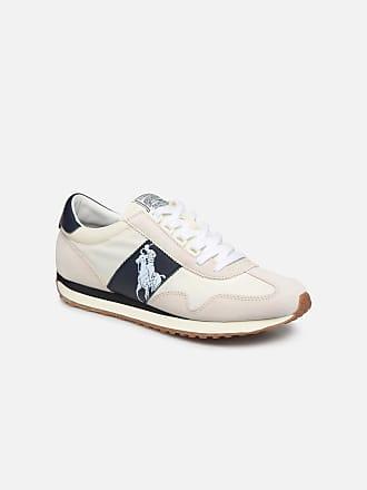 4ed8466bc61604 Polo Ralph Lauren Train 90 -PP Suede - Sneaker - weiß