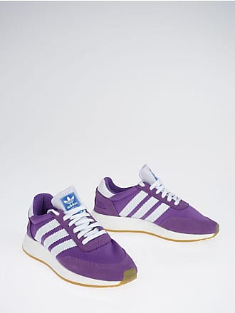 adidas Fabric and Suede Leather I-5923 Sneakers Größe 9,5