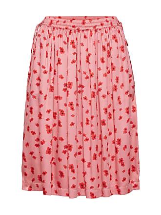 11175891b7d93f Moss Copenhagen Rok Anemone Nor Skirt AOP pink