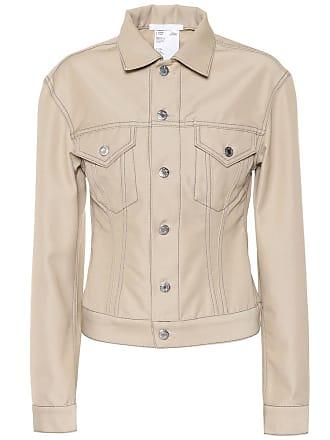Helmut Lang Cotton-blend denim jacket