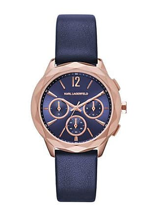 2fbfd34540b5 Relojes De Cuero Azul Marino  Compra desde 79