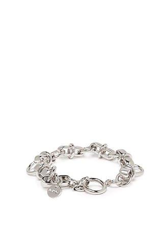 A.P.C. A.p.c. - Basile Bracelet - Mens - Silver
