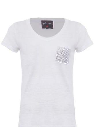 J. Chermann T-shirt Bolso J.Chermann - Branco