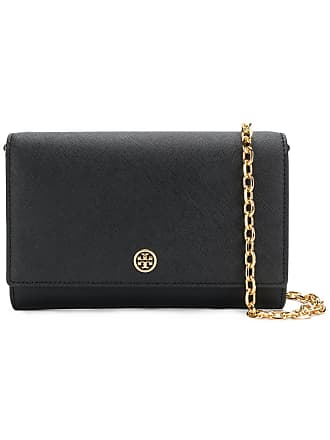 Tory Burch chain strap mini shoulder bag - Black