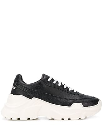 a759d7d13d12 Joshua Sanders Zenithh platform sneakers - Black