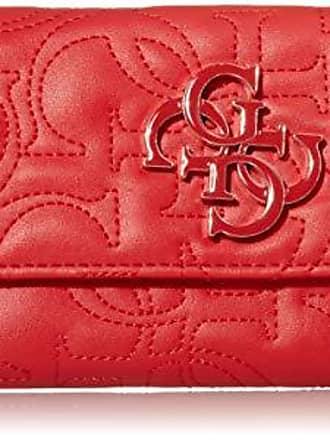 Guess Damen Kamryn Floral Multi Clutch Wallet Geldbörse