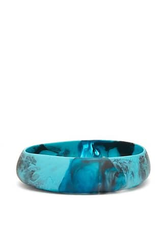 Dinosaur Designs Rock Marbled-resin Bowl - Blue