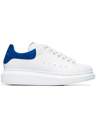 Alexander McQueen oversized sneakers - White