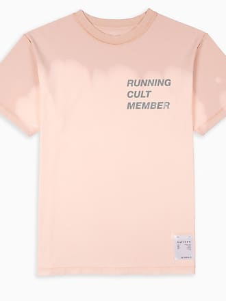 SATISFY T-shirt Reverse rosa