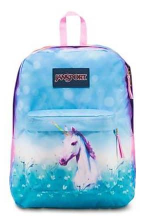 Jansport High Stakes Backpacks - Unicorn Dream