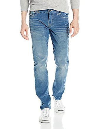 80abb1e82 True Religion Mens Geno Slim Straight Corduroy with Back Flap Pockets