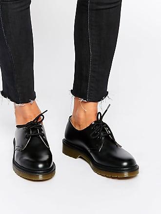 4d1d122ca86 Dr. Martens 1461 - Klassiska, svarta platta skor - Svart