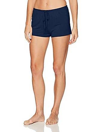 PJ Salvage Womens Lily Leisuree Shorts, Navy, XL