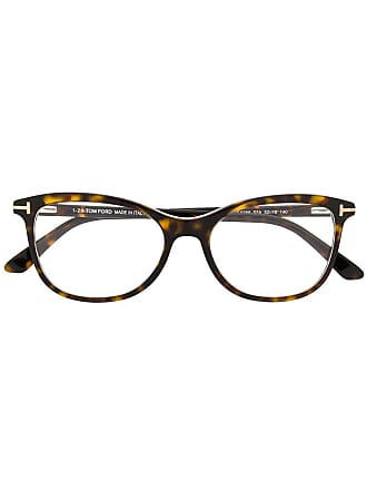 Tom Ford Eyewear Havana glasses - Brown