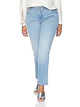 e4d23dce6c6 Lee Womens Plus-Size Flex Motion Regular Fit Straight Leg Jean