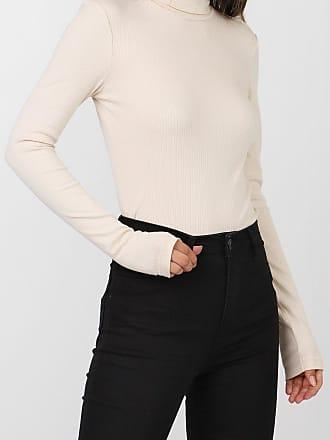 Vero Moda Blusa Vero Moda Canelada Off-White