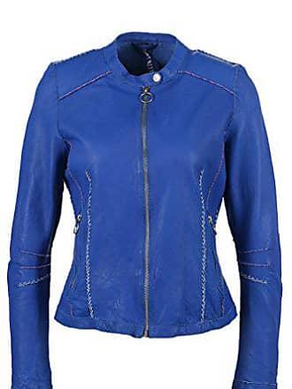 928867871630 Damen-Lederjacken in Blau Shoppen  bis zu −70%   Stylight