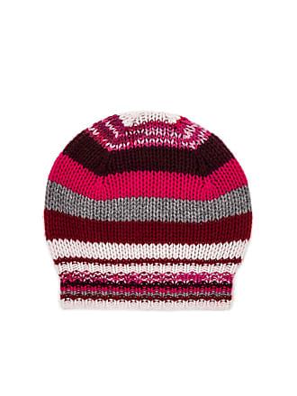 360 Sweater Gladys Beanie in Fuchsia