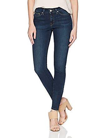 Yummie Tummie Womens Skinny Jean, Year Fade, 32