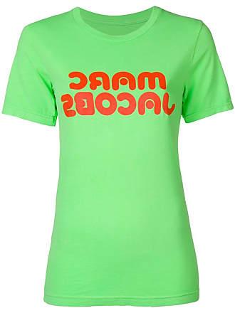 Marc Jacobs logo print T-shirt - Green