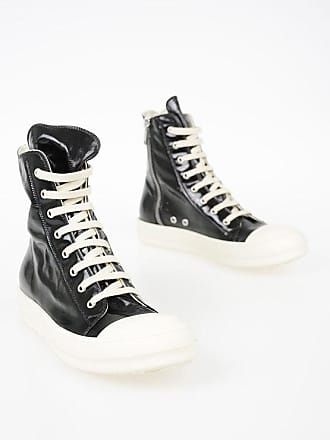 Rick Owens DRKSHDW Cotton High Sneakers size 36