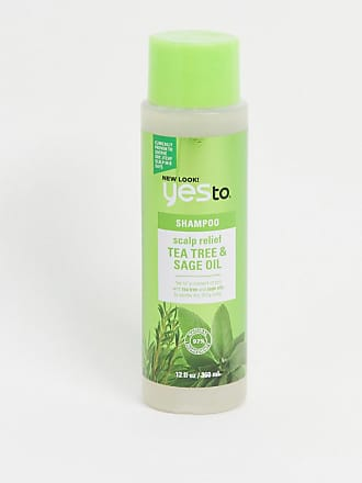 Yes To Yes To Naturals Tea Tree Scalp Relief Shampoo 360ml-No Colour