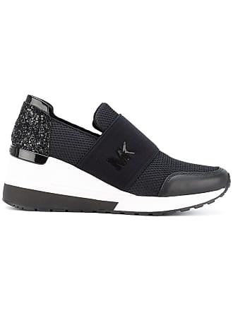 Michael Michael Kors Felix slip-on sneakers - Black