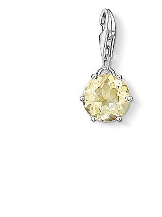 Thomas Sabo Thomas Sabo Charm pendant birth stone November yellow 1264-774-4