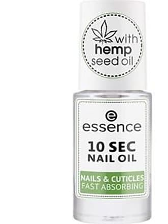 Essence Nails Nail polish 10 Sec Nail Oil Fast Absorbing 8 ml