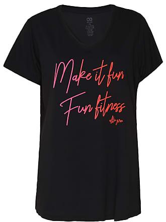 Alto Giro Camiseta Alto Giro Fit Make It Preta