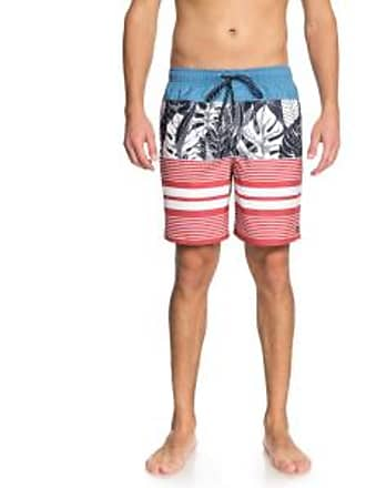 Quiksilver Mens Waterman Jungle Thinking Volley Shorts