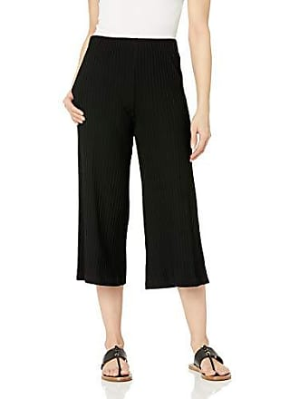 Only Hearts Womens Sleeping Some A Line Crop Pant, Black, Medium