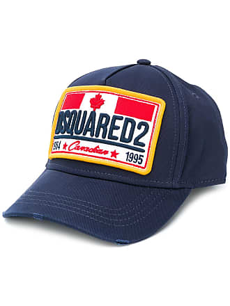 Dsquared2 Cargo baseball cap - Blue