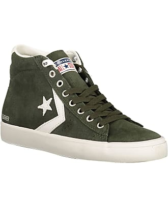 4fff5b23db4 Converse Unisex Adults Lifestyle Pro Leather Vulc Mid Low-Top Sneakers