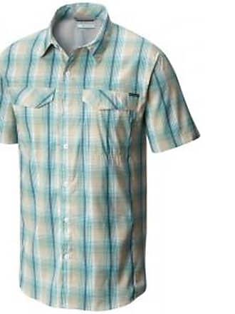 Columbia Mens Silver Ridge Lite Plaid Shirt