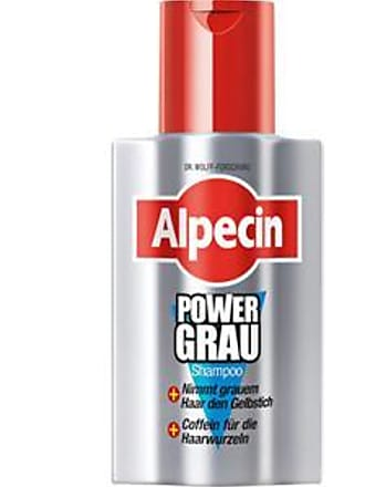 Alpecin Shampoo Power Grau Shampoo 200 ml