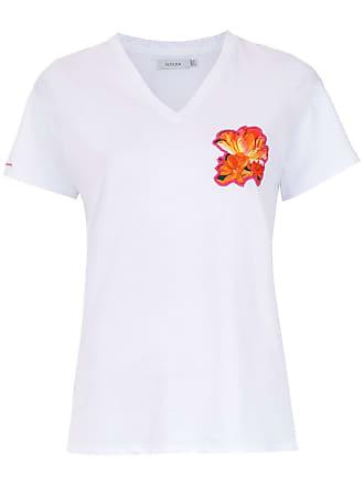 Isolda T-shirt Outubro Rosa - Branco