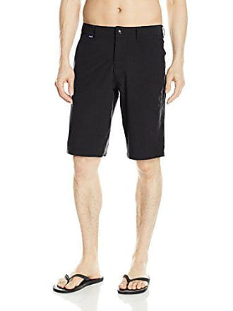 Fox Mens Essex Modern Fit 4-Way Stretch Tech Short, Black, 32