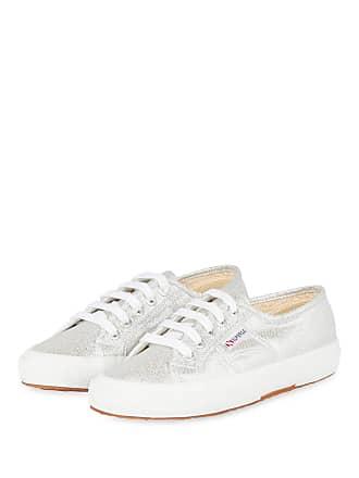 7f5f864886ff18 Superga Sneaker 2750 LAMEW - SILBER METALLIC