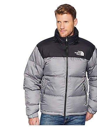 d683aaa8b5 The North Face 1996 Nuptse Jacket (TNF Medium Grey Heather) Mens Coat