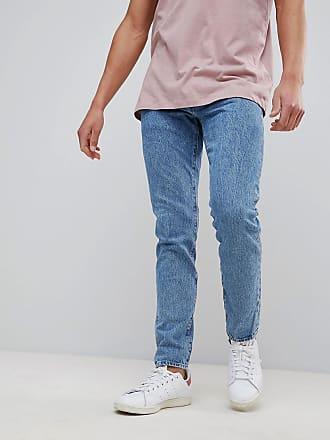 Levi's 512 - Stone Poppy - Skinny jeans-Blå